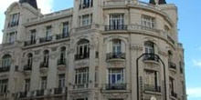 Groupama Seguros, antiguo edificio Plus Ultra, Madrid