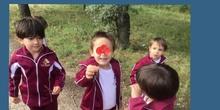 INFANTIL - 3 AÑOS - ESCULTURAS