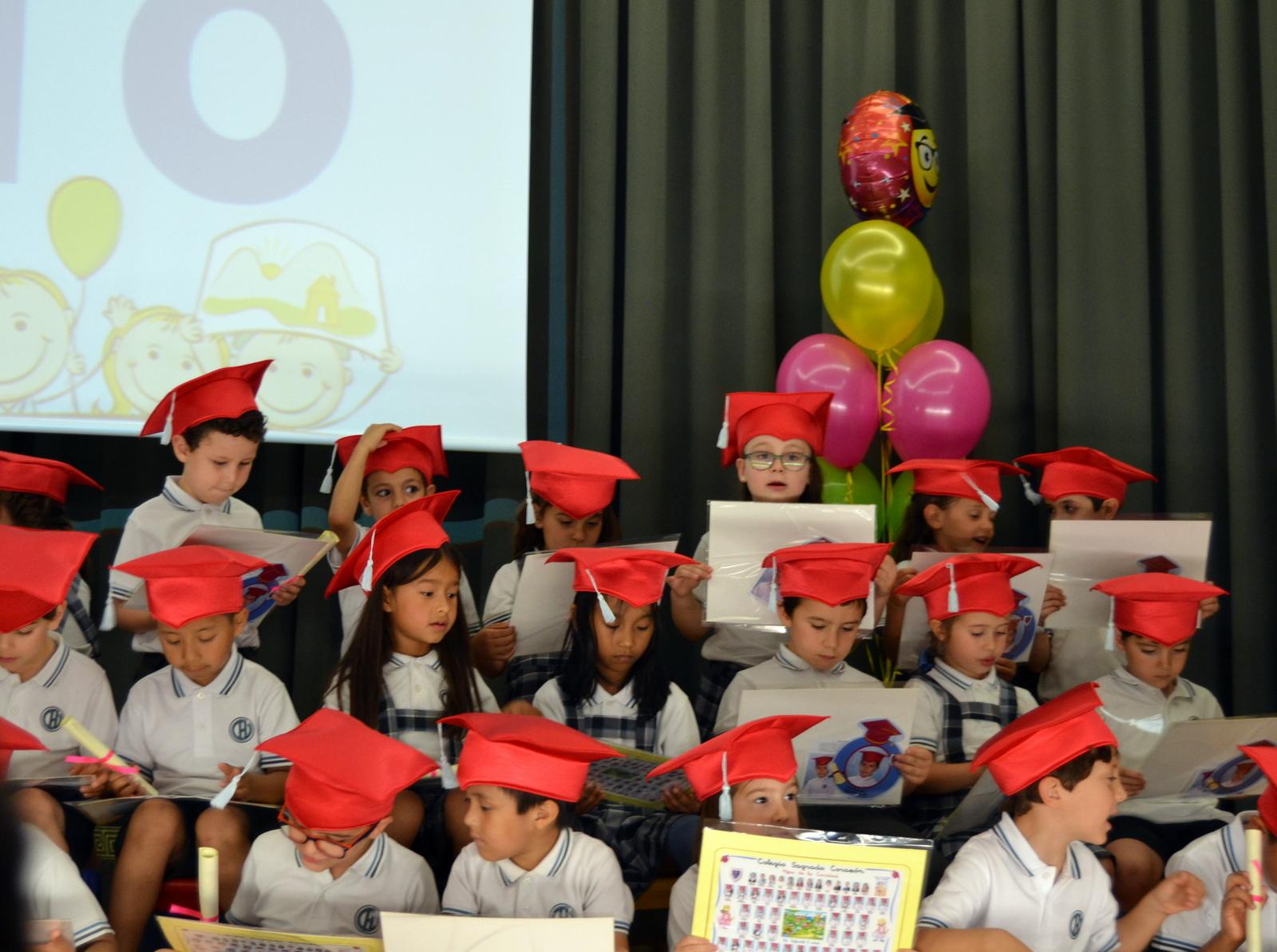 Graduación Educación Infantil 2018 20