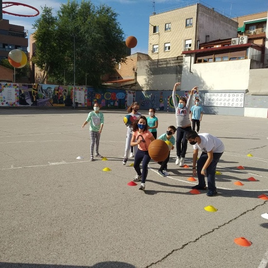 Sexto B Club Sanfer baloncesto 4