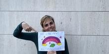 WE CAN MAKE IT ALL TOGETHER! Gema, tutora de 2º de primaria y especialista en idioma extranjero (Inglés)