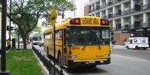 Bus urbano en Chicago