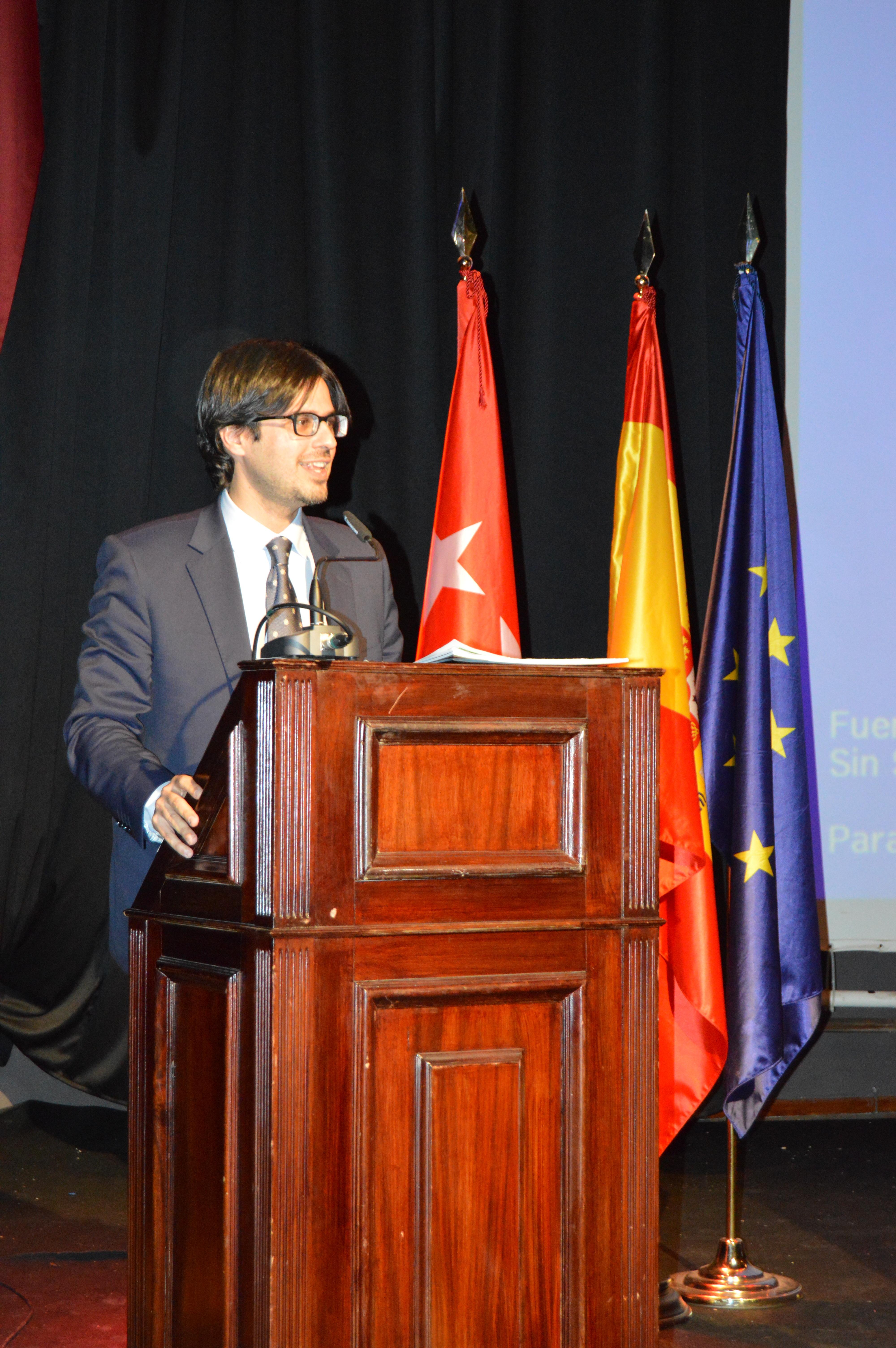 Entrega diplomas II Edición Reconocimiento Sellos de Calidad eTwinning Comunidad de Madrid 3
