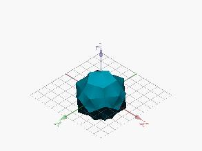 Estrella Dodecaedro+Icosaedro