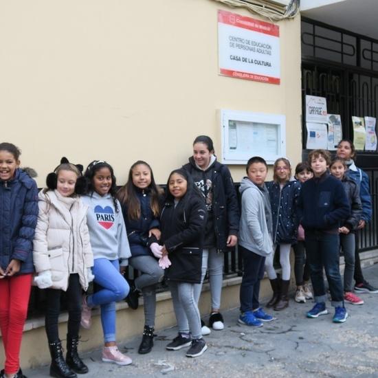 Teatro García Lorca 5º Primaria 2