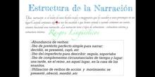 PRIMARIA - 5º - LA NARRACIÓN - LENGUA - ARÓN Y NOAH