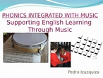 Music and Phonics