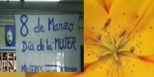 ´DÍA INTERNACIONAL DE LA MUJER - CEIP Juan Gris de Madrid