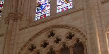 Vidrieras de la Catedral de Burgos, Castilla y León