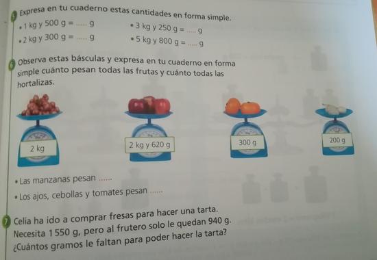 EJERCICIOS MATEMÁTICAS 5 DE MAYO
