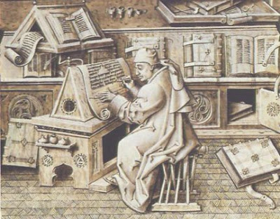 Escritorio de amanuense