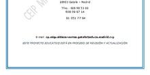 PROYECTO EDUCATIVO DE CENTRO (Extracto)