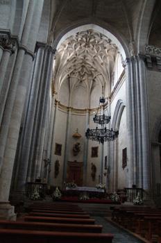 Capilla Mayor de la Catedral de Ciudad Rodrigo, Salamanca, Casti
