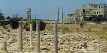 Ruinas romanas de Tiro, Líbano