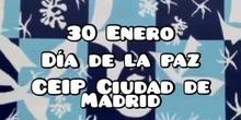 DÍA DE LA PAZ COLEGIO CIUDAD DE MADRID GETAFE