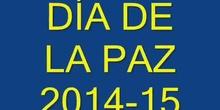 DIA DE LA PAZ 2014-15 ISAAC PERAL