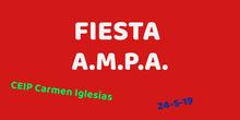 Fiesta A.M.P.A. 2019