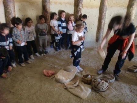 Infantil 4 años en Arqueopinto 2ª parte 22