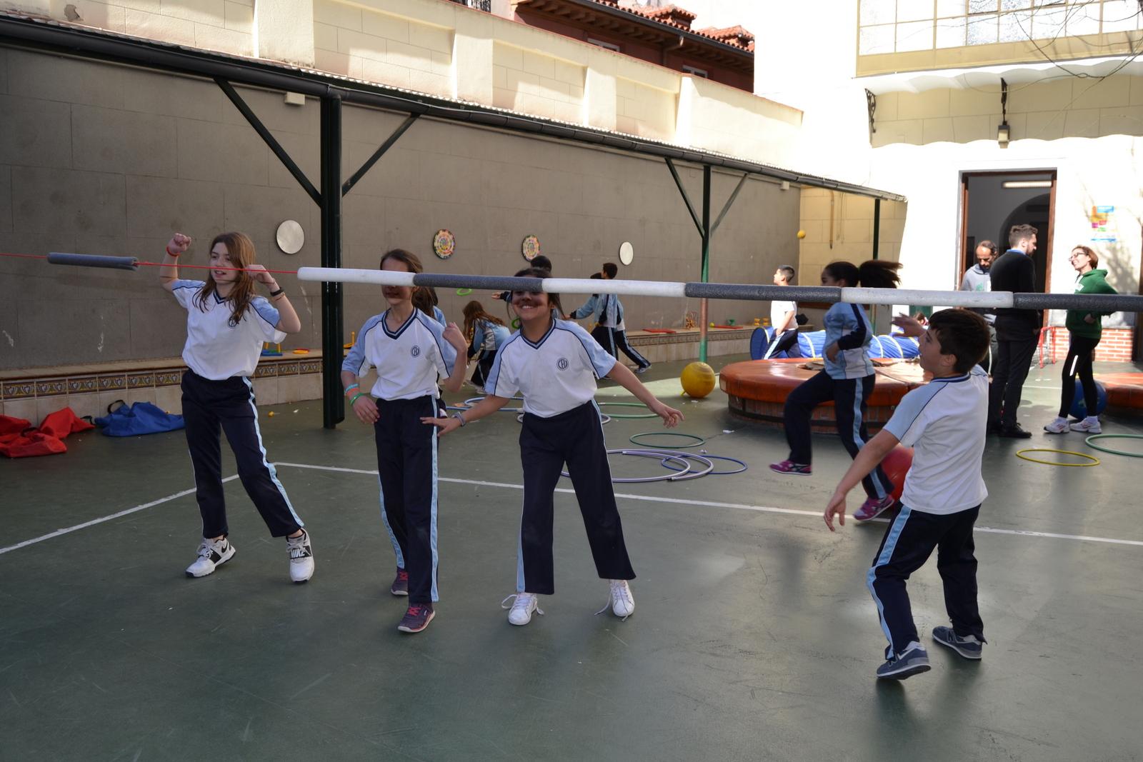 JORNADAS CULTURALES 2019: Juegos 3º y 4º Edu. Primaria 11