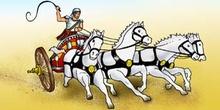 Cuadriga romana
