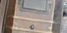 Pantalla de protección para soldadura Electrica