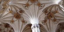 Pilares y bóvedas, Seo de Zaragoza