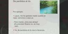 3ESO - Lengua -Frases hechas - Laura Albesa y Claudia Soto