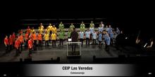 Acto de clausura del XIV Concurso de Coros Escolares de la Comunidad de Madrid (sesión de coros de excelencia) 15