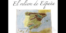 PRIMARIA 6ºCIENCIAS SOCIALESRELIEVE DE ESPAÑA