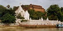 Pagoda inacabada de Mingun, Myanmar