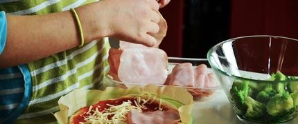 Programa de cocina. 1 ESO