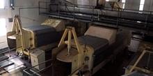 Máquinas de procesado de uva en gran empresa - Solana de los Bar