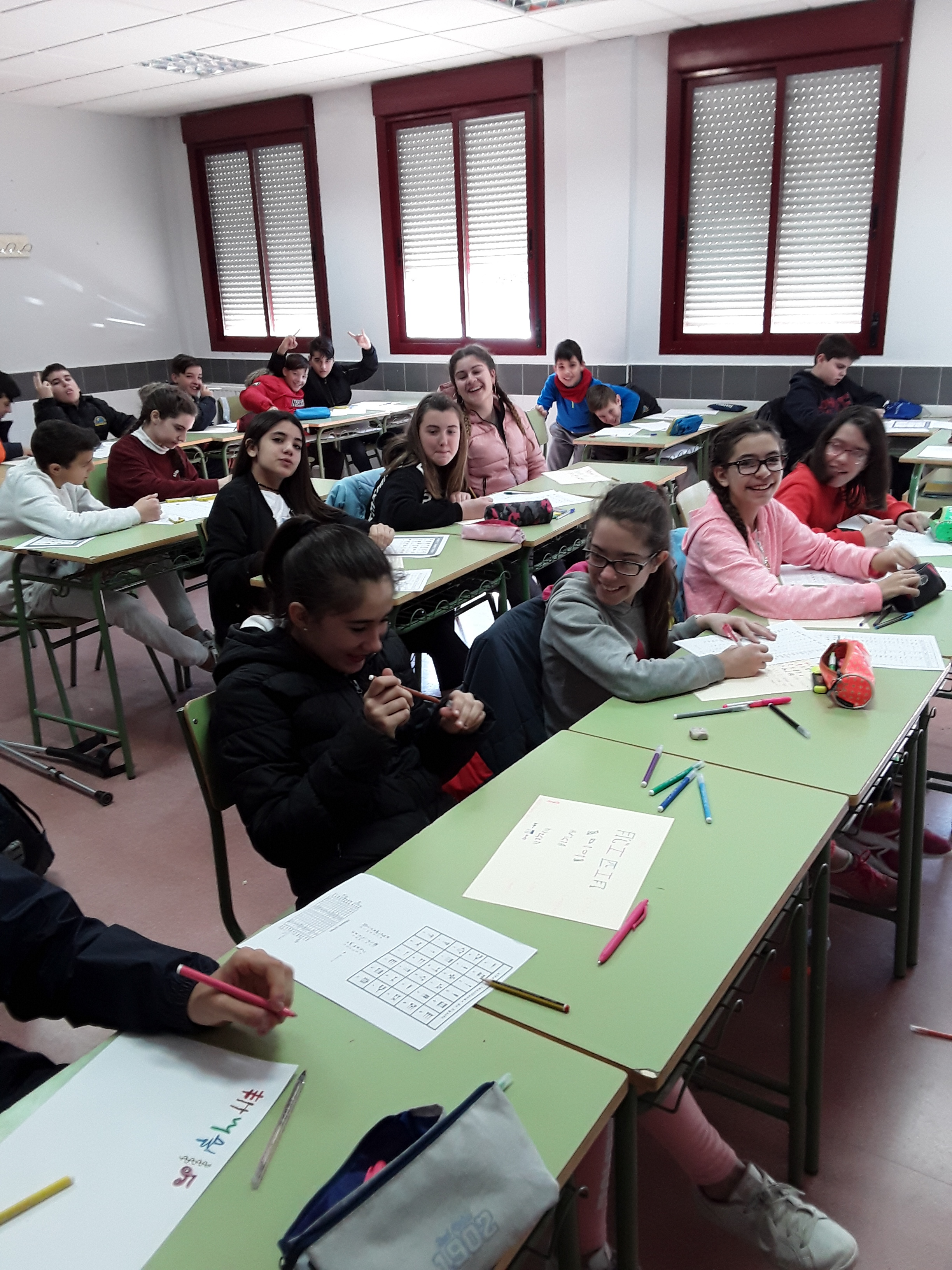 Talleres de Geografía e Historia 5