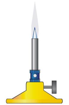 Mechero de laboratorio