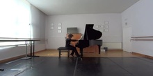 "Suite del ""Cascanueces"" (seleccion) 4 manos Rosalia Lopez Alicia Cenalmor"