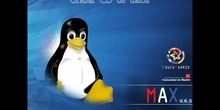 Grabar un CD de datos en MAX 6.5