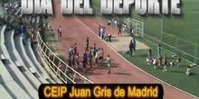 DÍA DEL DEPORTE 2009 - CEIP Juan Gris de Madrid