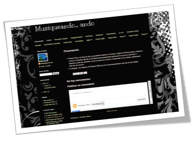 Blog Primaria