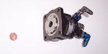 Rotor hidráulico de pistones