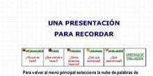 Gamificación curso presentaciones