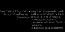 """Ponencia de Dª. Lorena Pastor Gil:""""Integración y fomento del uso de las Nuevas Tecnologías a travé"""