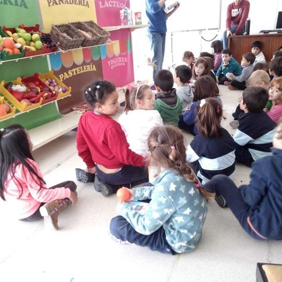 2018_11_Primero realiza el taller de Consumo del Ayto_CEIP FDLR_Las Rozas 15