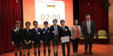 Fase final del III Concurso de Oratoria en Primaria de la Comunidad de Madrid 8