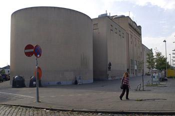 Museo de arte contemporáneo Muhka, Amberes, Bélgica