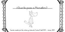 ¿Qué le pasa a Manolín?