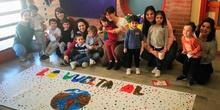 Taller Semana Cuitural, Infantil 3 años 5