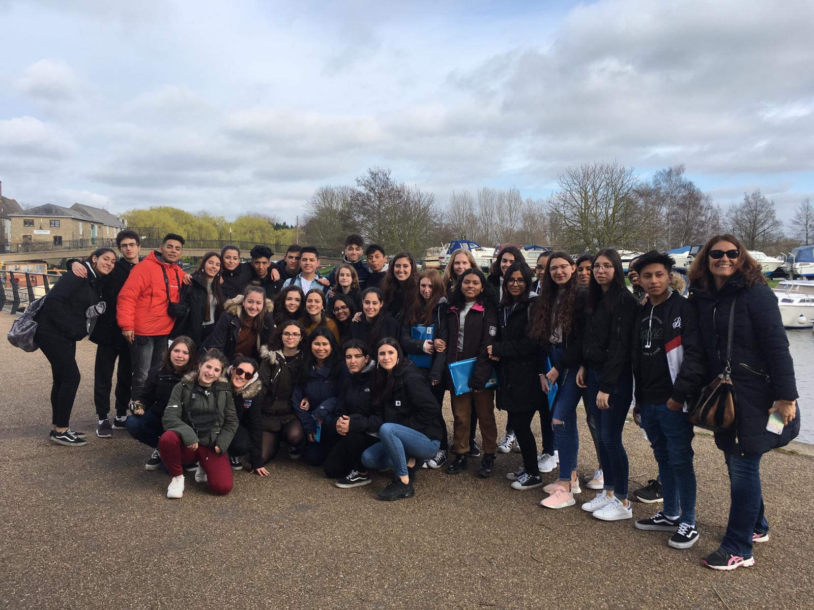 Viaje a Cambridge marzo 2019 7