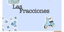 PRIMARIA 6ºA - MATEMÁTICAS - LAS FRACCIONES