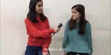 Entrevista figurada a la poeta Aurora de Albornoz