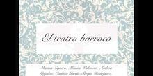 SECUNDARIA 3 - EL TEATRO BARROCO - LENGUA Y LITERATURA